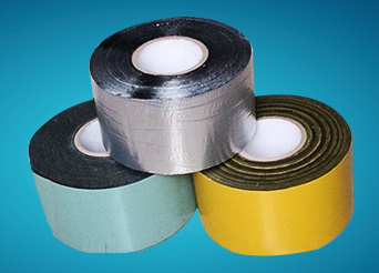 Underground Oil Gas Water Pipeline Anti Corrosive Tape for Anti Corrosion Protective Systems