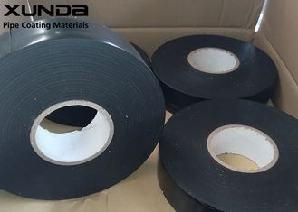 China Gas Pipeline Coating Butyl Rubber Tape Anti Corrosion Pipe Tape High Performance supplier